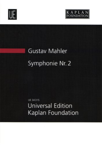 9783702468088: Symphony No.2 (Solo. Mixed Choral, Orchestra)