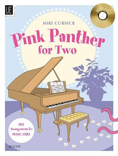 9783702470678: Pink Panther for Two: UE21579: Five Arrangements for Piano Duet with CD