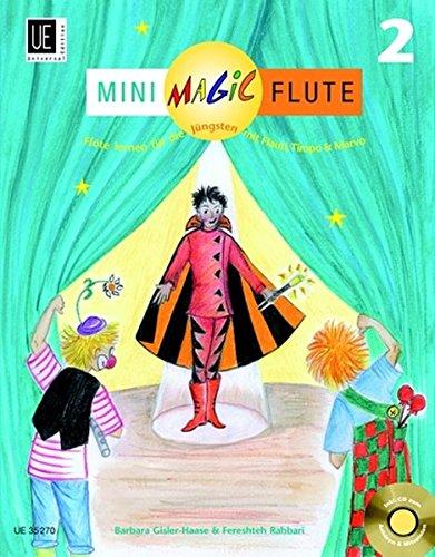 9783702470746: ALBUM. - MINI MAGIC FLUTE V 2+CD