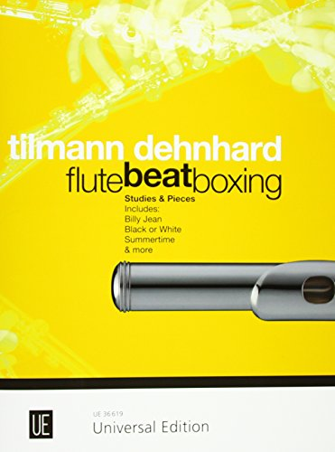 9783702472870: Flute Beat Boxing: For Flute