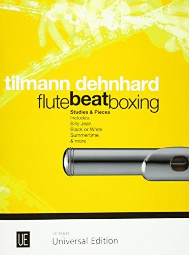 9783702472870: Flutebeatboxing - Flute - Book