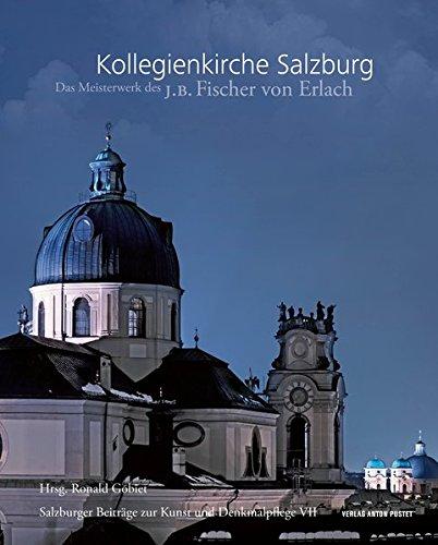 9783702507305: Kollegienkirche Salzburg