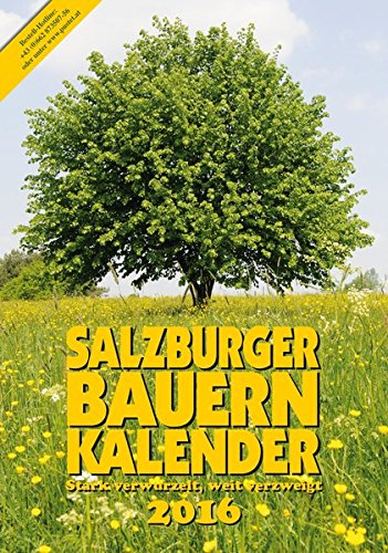 9783702507961: Salzburger Bauernkalender 2016