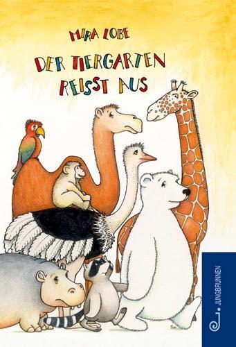 Der Tiergarten reisst aus. ( Ab 8 J.). (3702656731) by Mira Lobe