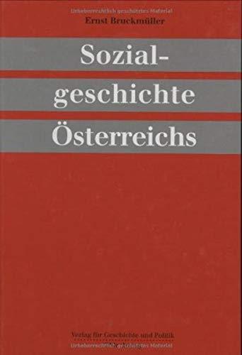 Sozialgeschichte Österreichs: Ernst Bruckmüller