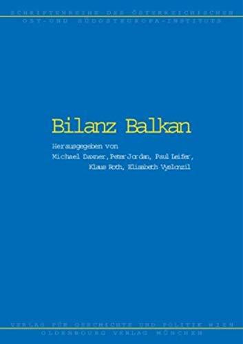 Bilanz Balkan: Michael Daxner