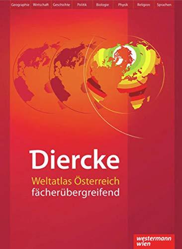 9783703421709: Diercke Weltatlas Österreich fächerübergreifend