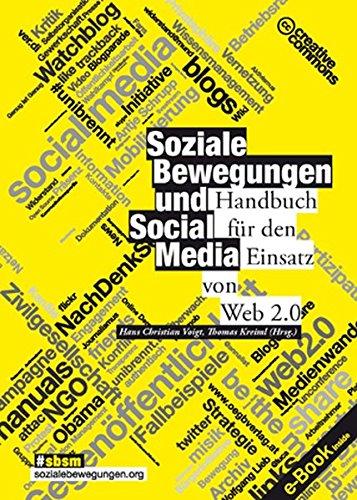 9783703514623: Soziale Bewegungen und Social Media