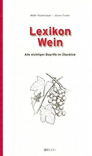 9783704021748: Lexikon Wein & Sekt