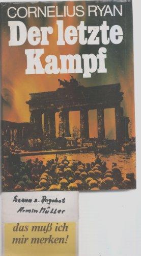 Der letzte Kampf- ein Dokumentarbericht über die Schlacht um Berlin am Ende des 2. Weltkrieges...