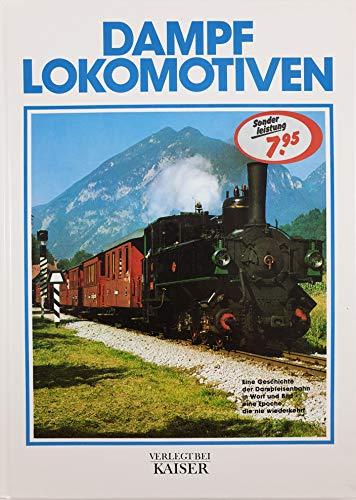 9783704310309: Dampflokomotiven.