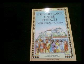 Griechenland unter Perikles Cover