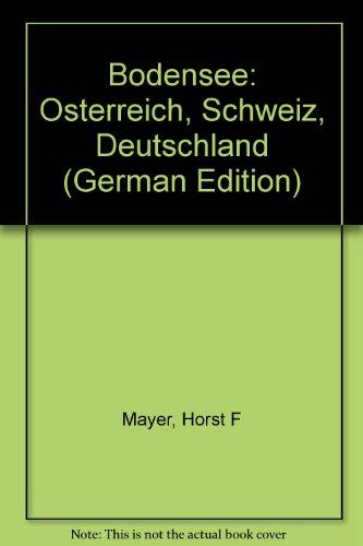 BODENSEE. Österreich-Schweiz-Deutschland: Mayer / Winkler