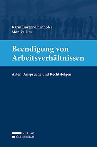 Beendigung von Arbeitsverhältnissen: Karin Burger-Ehrnhofer