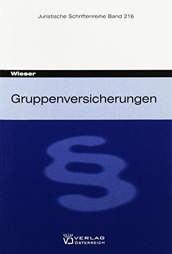 Gruppenversicherungen: Annemarie Wieser