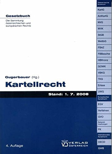 Kartellrecht: Norbert Gugerbauer