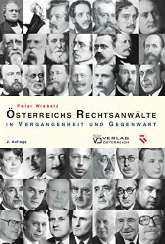 Österreichs Rechtsanwälte: Peter Wrabetz
