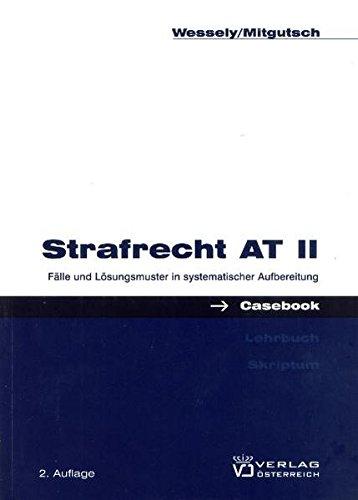 Casebook Strafrecht AT II