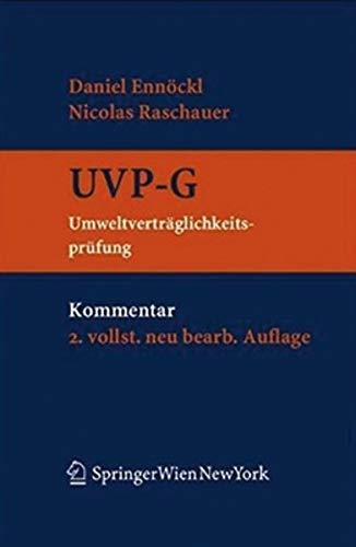 Kommentar zum UVP-G: Daniel Ennöckl