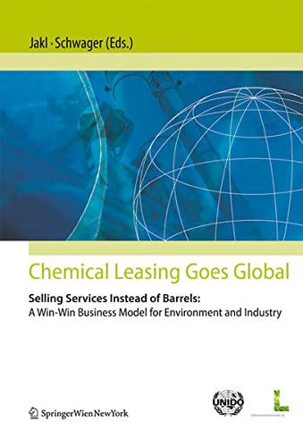 Chemical Leasing goes global: Thomas Jakl