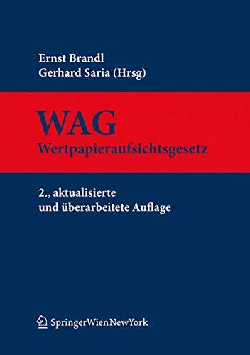 Wertpapieraufsichtsgesetz: Ernst Brandl