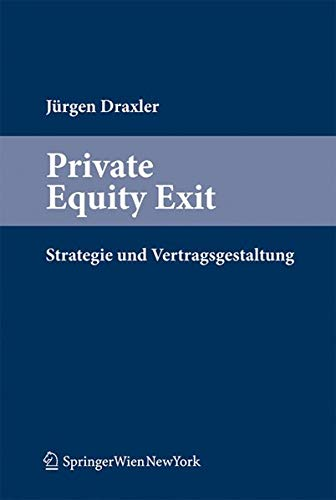 9783704661555: Private Equity Exit