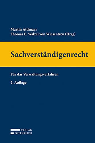 Sachverständigenrecht: Martin Attlmayr
