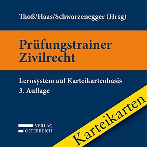 Prüfungstrainer Zivilrecht: Susanne Haas