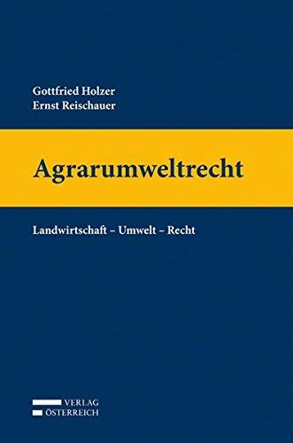 Agrarumweltrecht: Gottfried Holzer