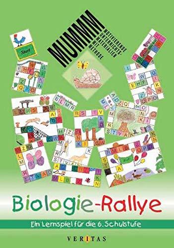 9783705864955: Biologie-Rallye: Ein Lernspiel für die 6. Schulstufe (Livre en allemand)
