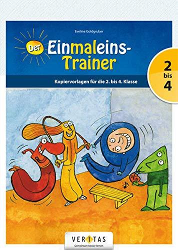 9783705874923: Der Einmaleins-Trainer: Kopiervorlagen für die 2. bis 4. Klasse/Mathematik