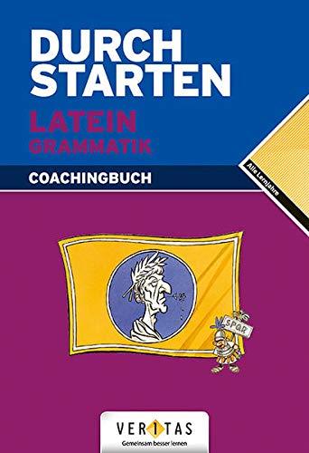 9783705875753: Durchstarten Latein Grammatik. Erklärung und Training