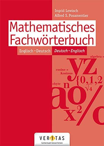 9783705876392: Mathematisches Fachwörterbuch Englisch - Deutsch / Deutsch - Englisch