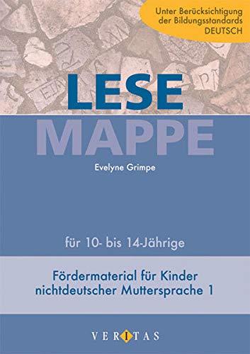 Lesemappe - Fördermaterial für Kinder nichtdeutscher Muttersprache