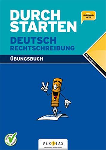 9783705878211: Durchstarten Deutsch Rechtschreibung. Dein Übungsbuch