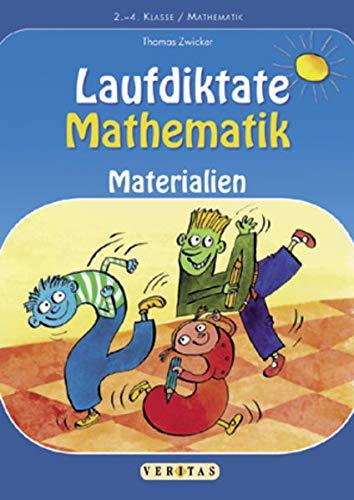 9783705881082: Laufdiktate Mathematik: Materialien für die 2.-4. Klasse