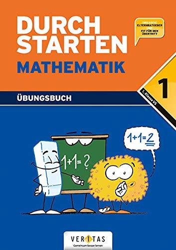 9783705885332: Durchstarten Mathematik 1. Schuljahr. Dein Übungsbuch