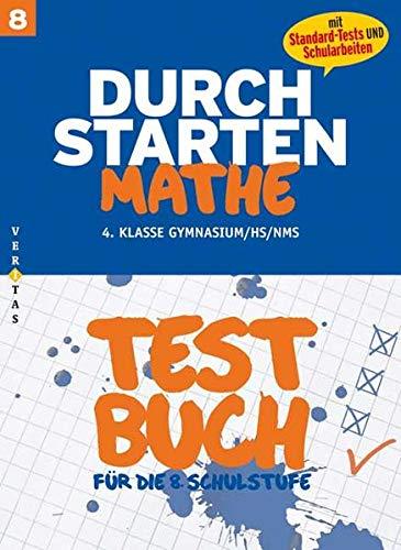 9783705885899: Durchstarten Mathematik 8. Schuljahr. Testbuch