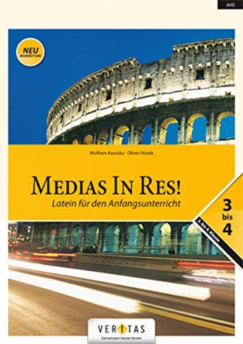 9783705890824: Medias in res! Für das sechsjährige Latein. Schülerbuch