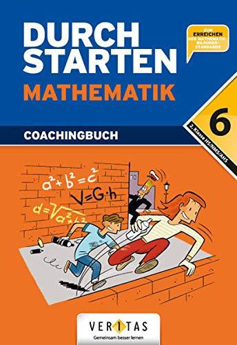 9783705892705: Durchstarten Mathematik 6. Schuljahr. Coachingbuch mit Lösungen