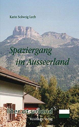 9783705902459: Spaziergang im Ausseerland