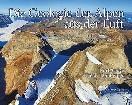 9783705903142: Die Geologie der Alpen aus der Luft