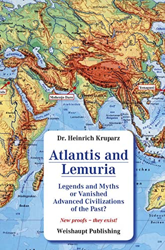 9783705903623: Atlantis and Lemuria