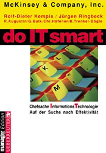 9783706404341: do_it_smart-chefsache_informations_technologie_auf_der_suche_nach_effektivitat