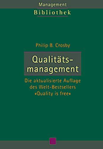 9783706406437: Qualitätsmanagement