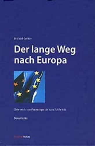 Der lange Weg nach Europa: Michael Gehler