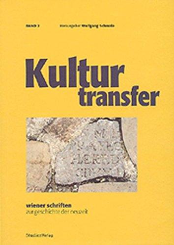Kulturtransfer: Wolfgang Schmale