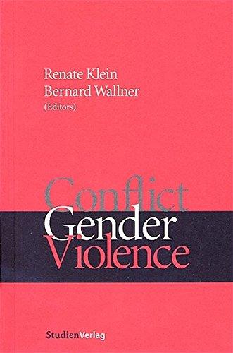 9783706518291: Conflict, Gender, Violence (Studien Verlag)