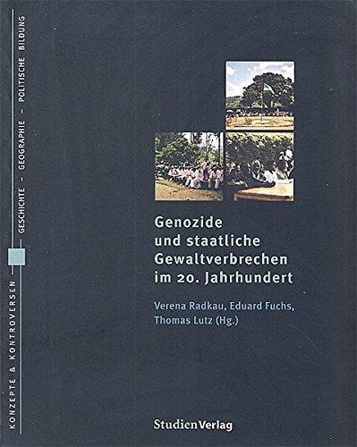 9783706540605: Genozide und staatliche Gewaltverbrechen im 20. Jahrhundert