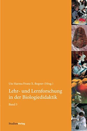 9783706551373: Lehr- und Lernforschung in der Biologiedidaktik 5